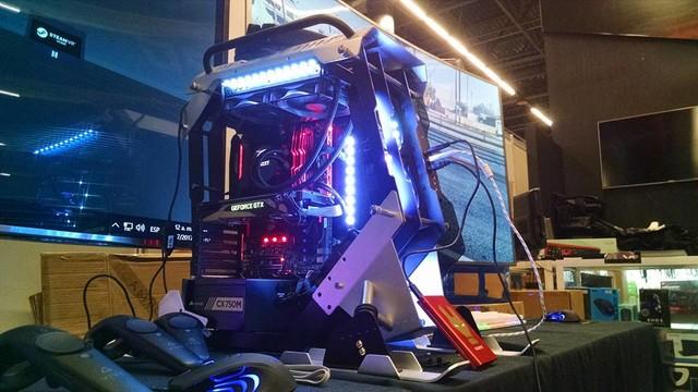 游戏悍将闪耀墨西哥电脑展