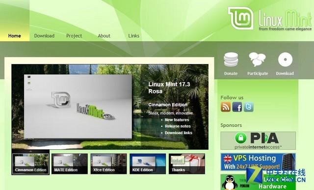 Linux Mint 18今年5、6月发布 叫Sarah