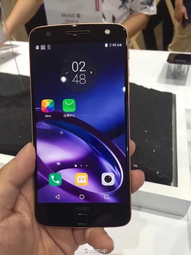 本地化定制 曝Moto Z国行将搭One UI