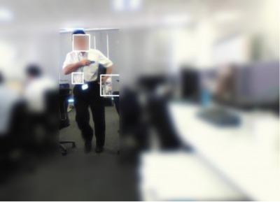 老板杀 接近时电脑自动切换工作画面