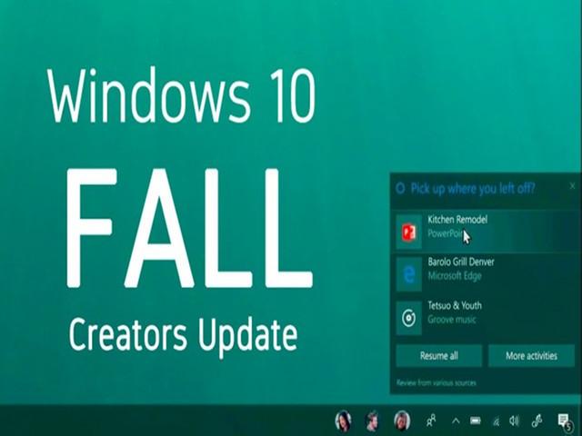 """微软Win10秋季更新命名""""Autumn"""":9月发"""
