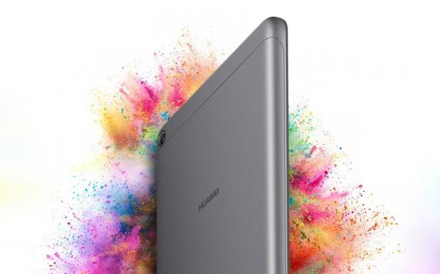定位入门 华为海外发布MediaPad T3平板