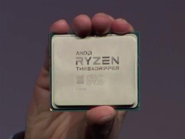 AMD Ryzen旗舰处理器8月发:16核+6999起