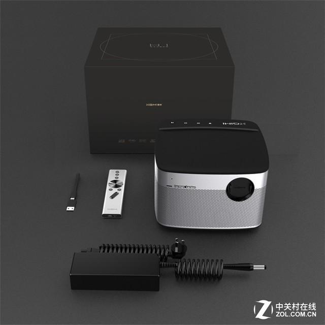 极米智能投影机H1 广东818大促仅3899元