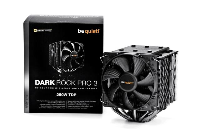 be quiet!超频散热器 DARK ROCK PRO 3