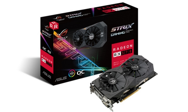华硕ROG STRIX RX570显卡2K实测CS:GO