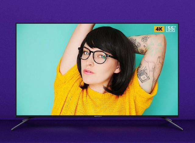 全能高配全家爱用 微鲸55吋电视售3288元