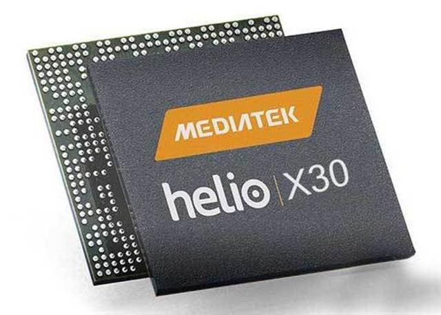 联发科X30处理器跑分曝光:10nm制程工艺