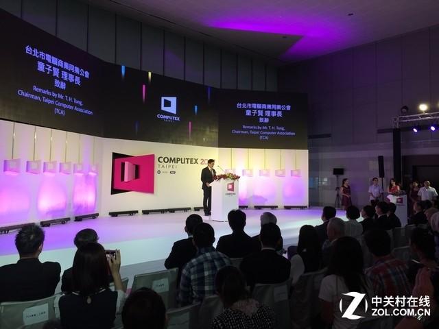 一年不如一年 台北电脑展还剩哪些新意?