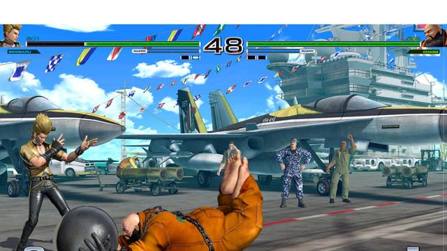 《拳皇14》VS《铁拳7》 你要上哪个的车