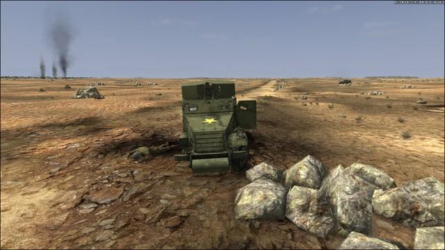 重返二战 《坦克大战:突尼斯1943》公布