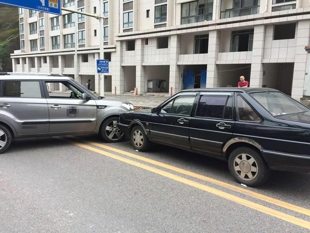 发生交通事故后拍好这五张照片应对无赖