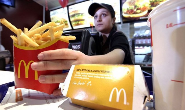 麦当劳开启iPhone点餐测试 将进入中国
