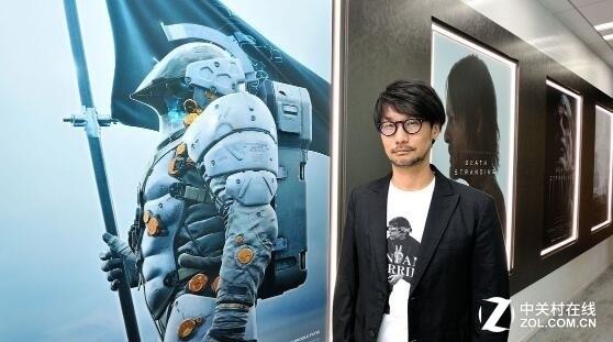 小岛秀夫感激Konami 想做的游戏一路绿灯