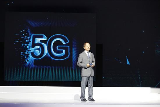 振奋人心:华为将在后年推5G芯片和手机