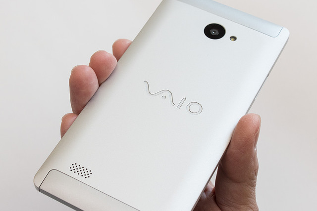 VAIO Phone Biz评测:高品质的Win10体验