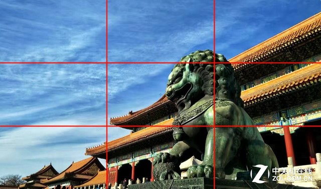 轻摄影速成班 手机拍照先从构图说起