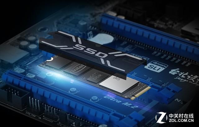 电竞专属装备!NP600 NVMe SSD极速登场
