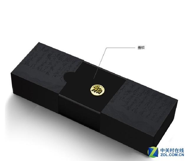 鑫谷昆仑顶级游戏电源再爆包装亮点