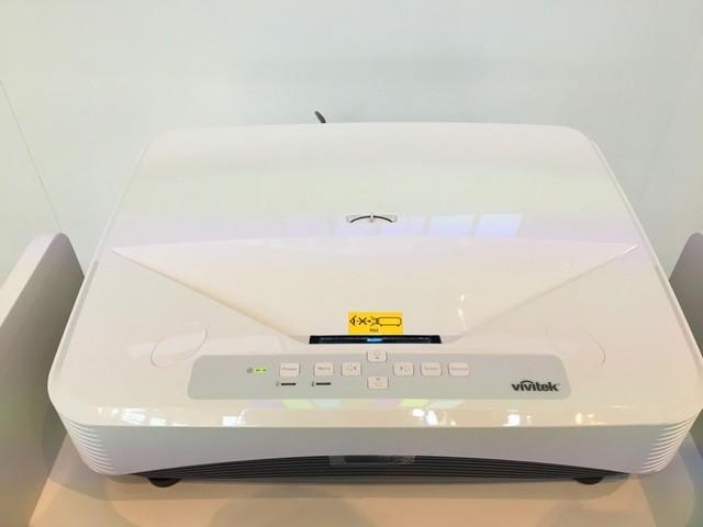 Vivitek(丽讯)投影机DH765Z-UST出彩达沃斯论坛