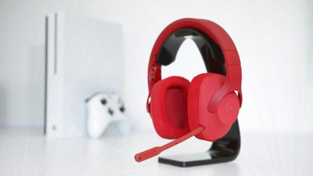 时尚炫酷:罗技发布G433和G233游戏耳机