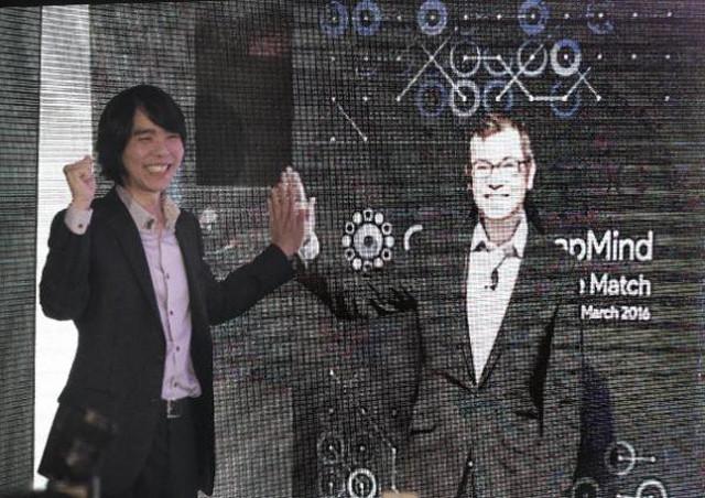 人工智能崛起 AlphaGo拿什么赢李世石?