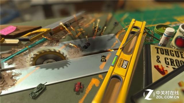 圆你童年梦 《迷你机车世界大赛》发售