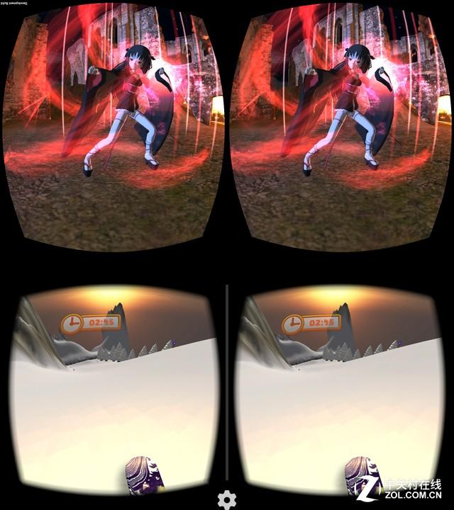 superdd1VR眼镜盒子体验