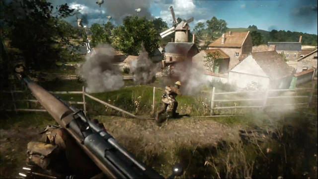 DICE称新作《战地1》 并不只是一战游戏