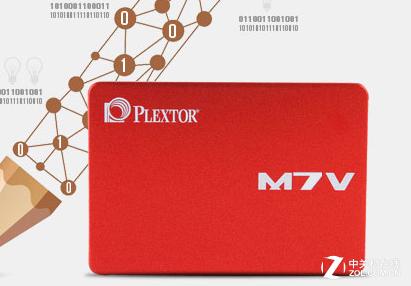 TLC领导者 浦科特M7V SSD京东降价热销