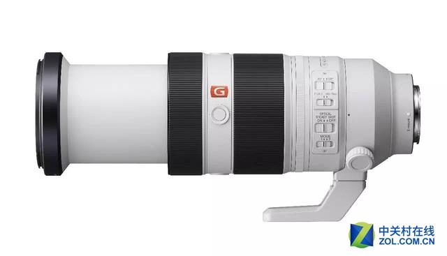 索尼正式发布GM 100-400mm F4.5-5.6镜头
