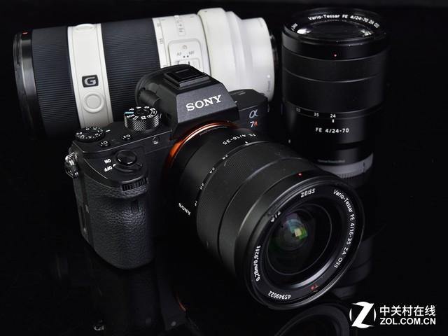 全画幅与高像素 索尼A7RII旅行中的应用