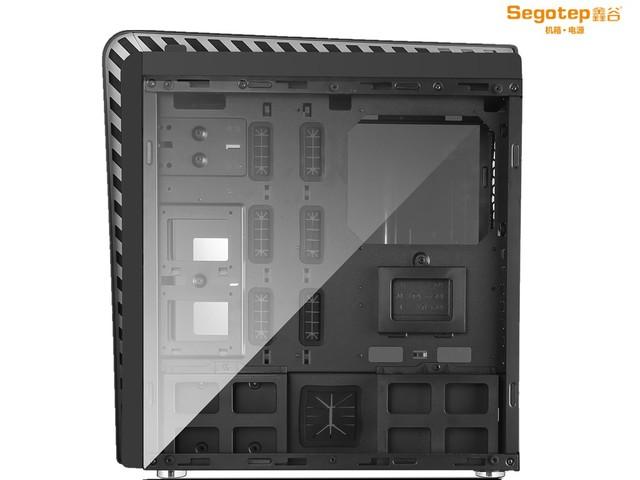 3mm铝板细腻有质 鑫谷雷诺塔T3机箱