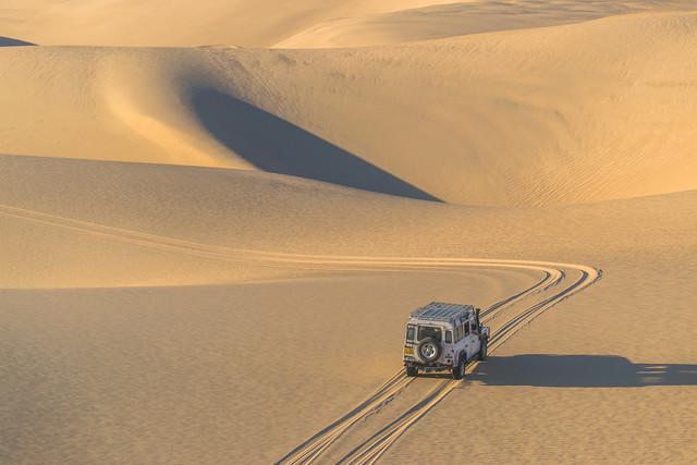 EOS非洲之旅第四集:千年古树墓地死亡谷
