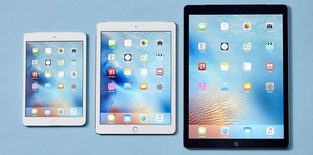 没有发布会 9.7英寸iPad Pro或下周上线