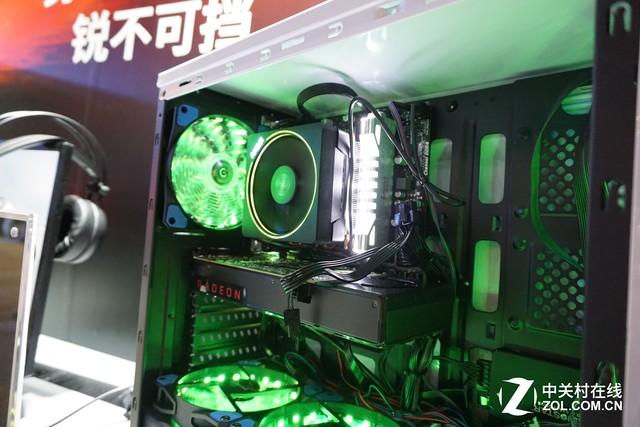 AMD Ryzen 5发布会官方指定内存竟是它