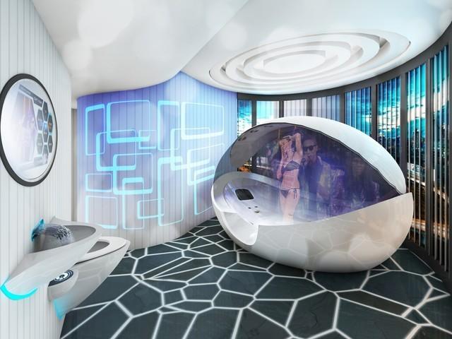 2050年我们的家会变成是什么样?