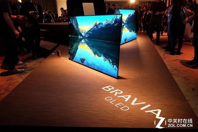 4.5万 还不是索尼4K OLED电视最贵一款