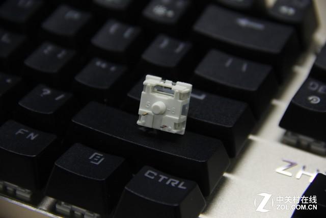 可拆卸轴体 机械键盘也需要与时俱进