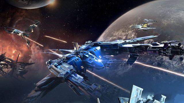 《EVE:瓦尔基里》9月更新支持PC与VR对战