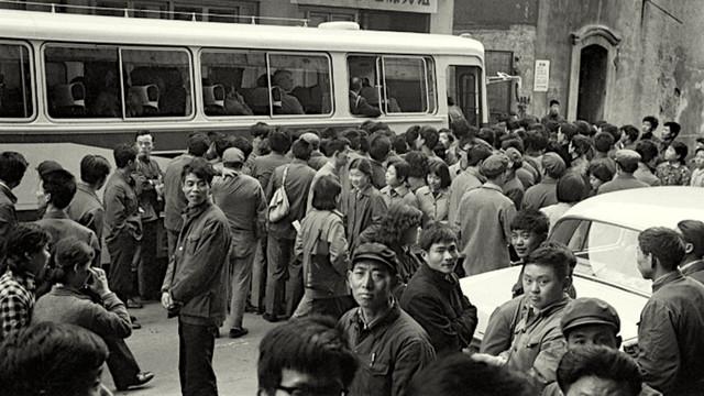 那时还不叫魔都 38年前的上海什么样