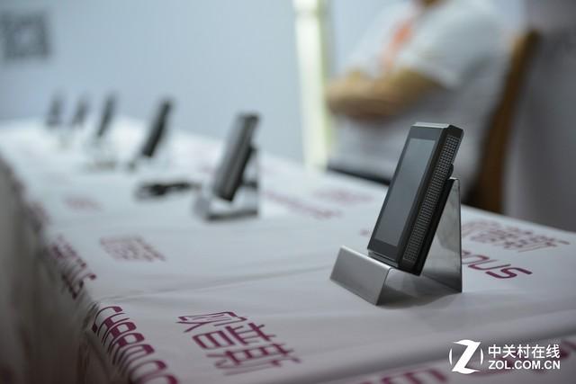 OPUS播放器亮相第三届Z·HIFI体验会
