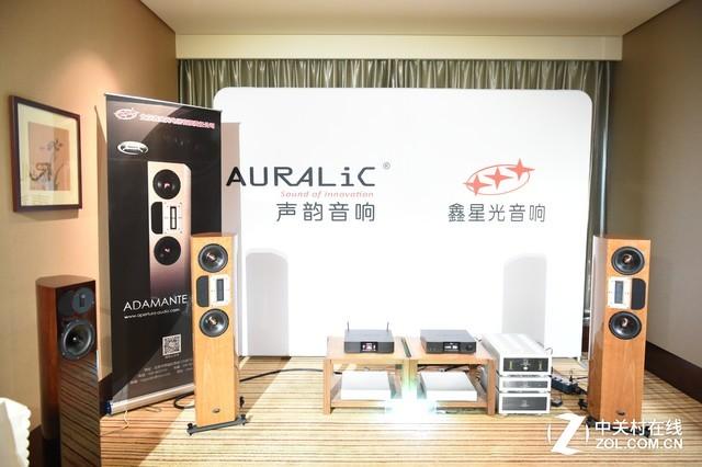 引领无线播放潮流 AURALiC展出新品