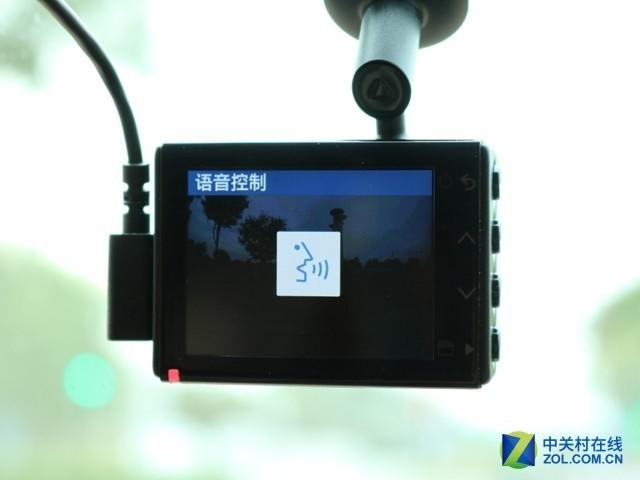 高清广角 佳明GDRW180行车记录仪实测