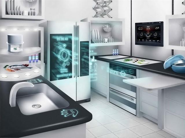 大脑黑洞:2050年我们的家会变成是什么样?