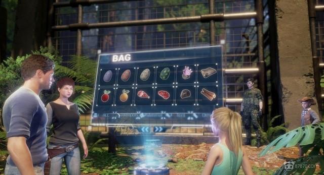 《方舟公园》将至 VR再现侏罗纪公园