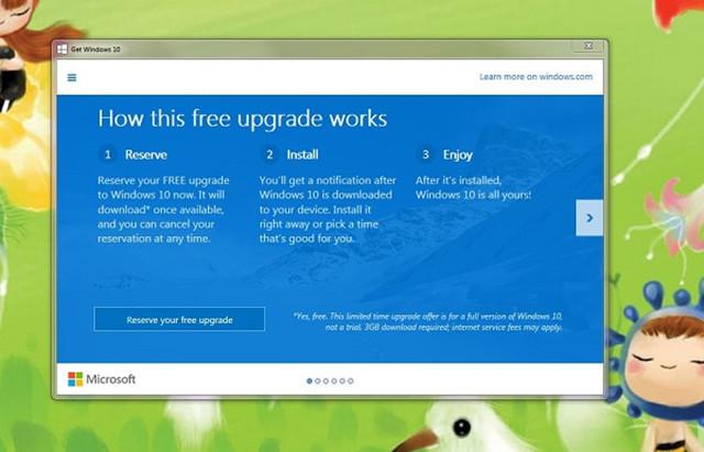 用力过猛!微软承认Win10免费升级太激进