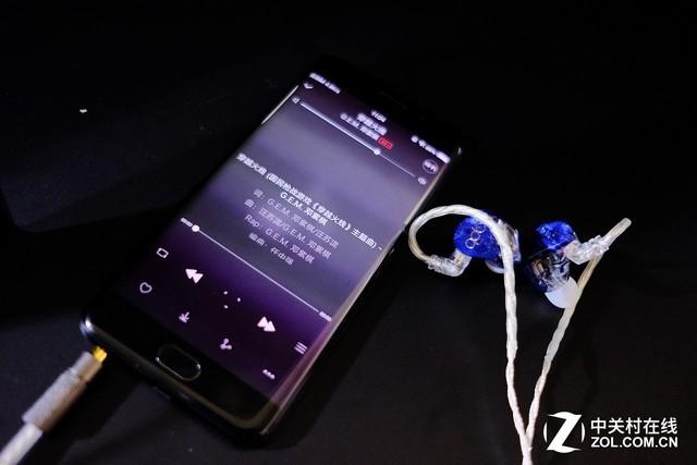 惊艳亮相北京音响展 vivo Xplay6大放彩
