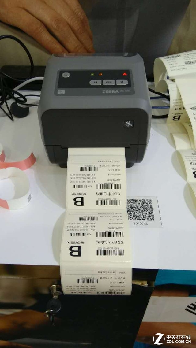 斑马技术在CHIMA发布两款手持产品