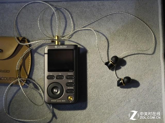 二代新品登场 乐图播放器亮相Z·HiFi